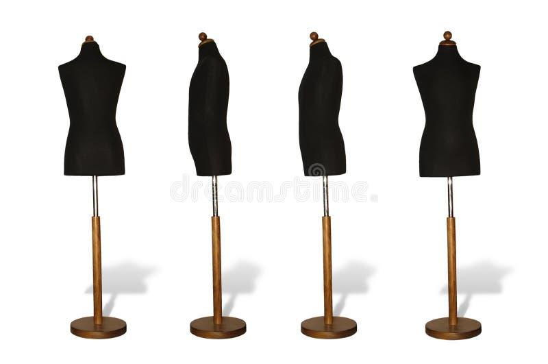 создатель s платья думмичный стоковые изображения