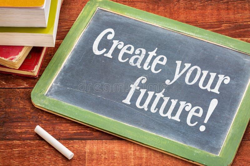 Создайте ваше будущее - классн классный стоковые фотографии rf