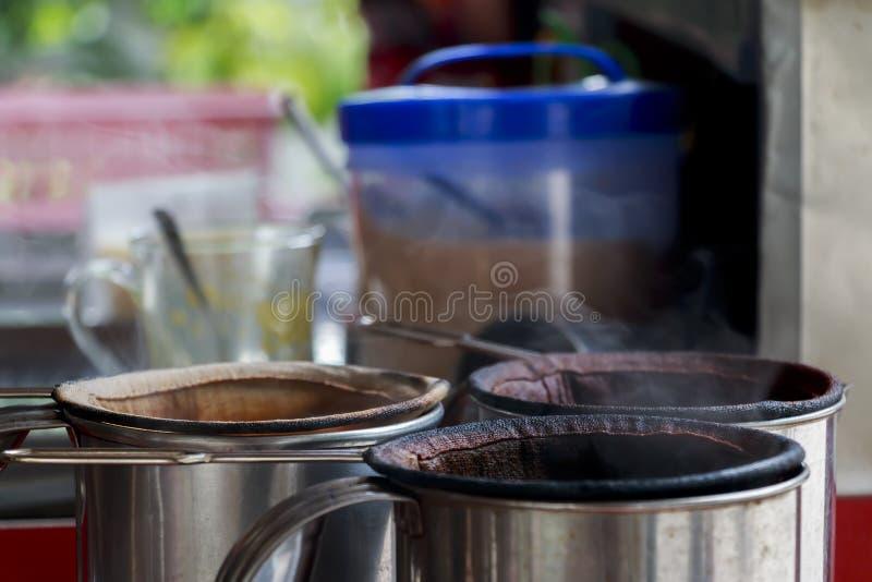 Создатель Coffe стоковые фото