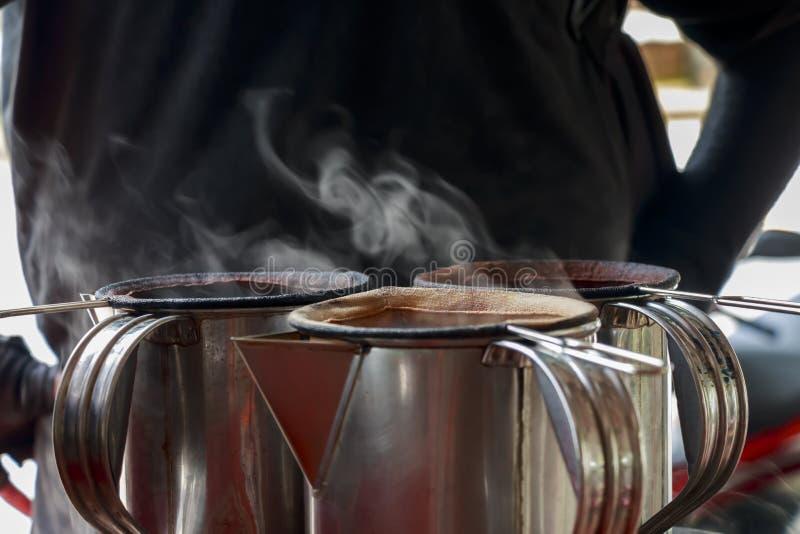 Создатель Coffe стоковая фотография
