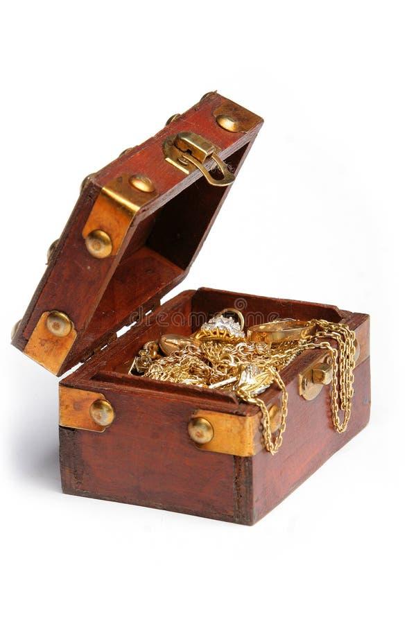 сокровище комода стоковое изображение