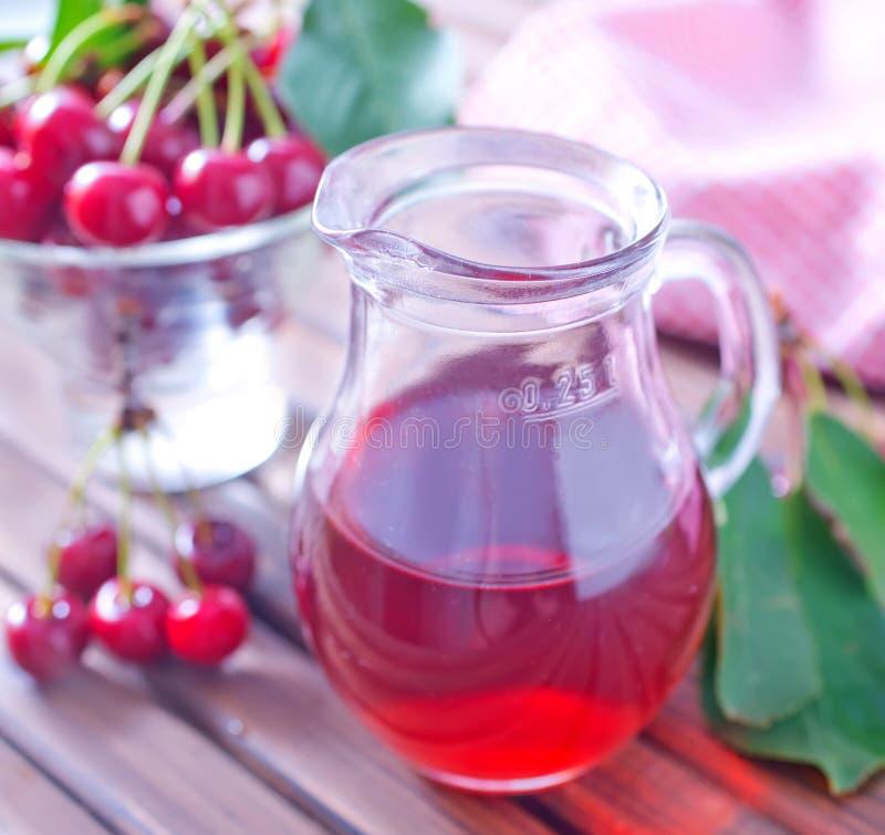 Download Сок вишни стоковое изображение. изображение насчитывающей плодоовощ - 41659391