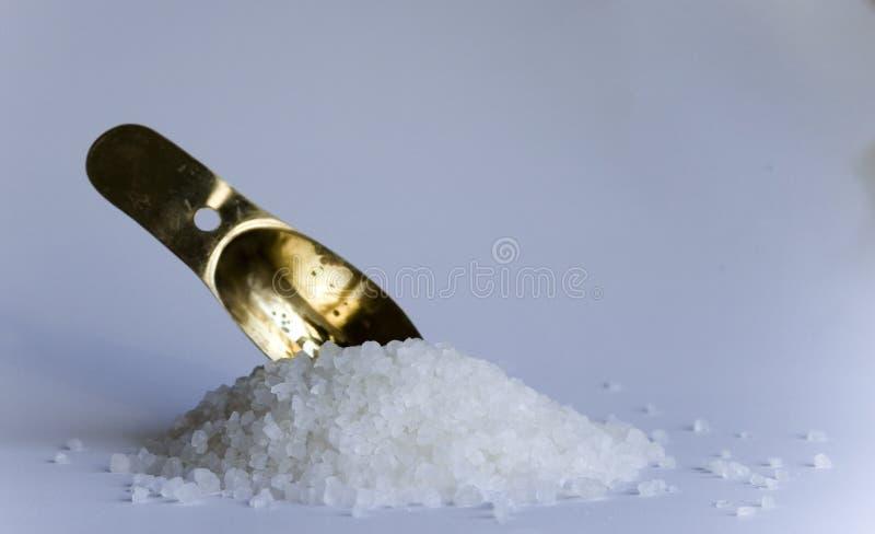 соли для принятия ванны стоковые фото