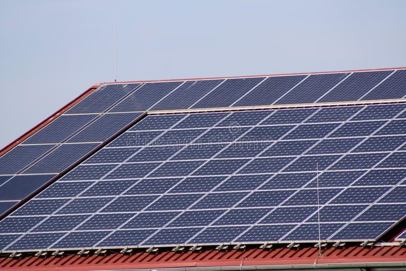 солнечно стоковое изображение