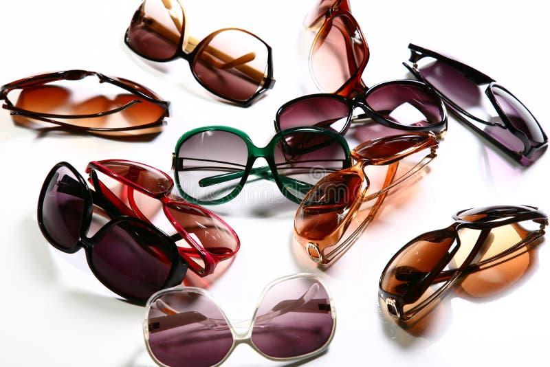 солнечные очки способа стоковое изображение