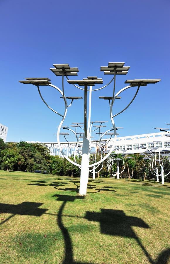 солнечный вал структуры стоковая фотография