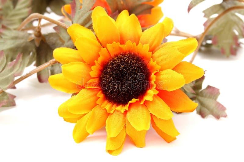 солнцецвет искусственной детали большой Стоковое Изображение RF