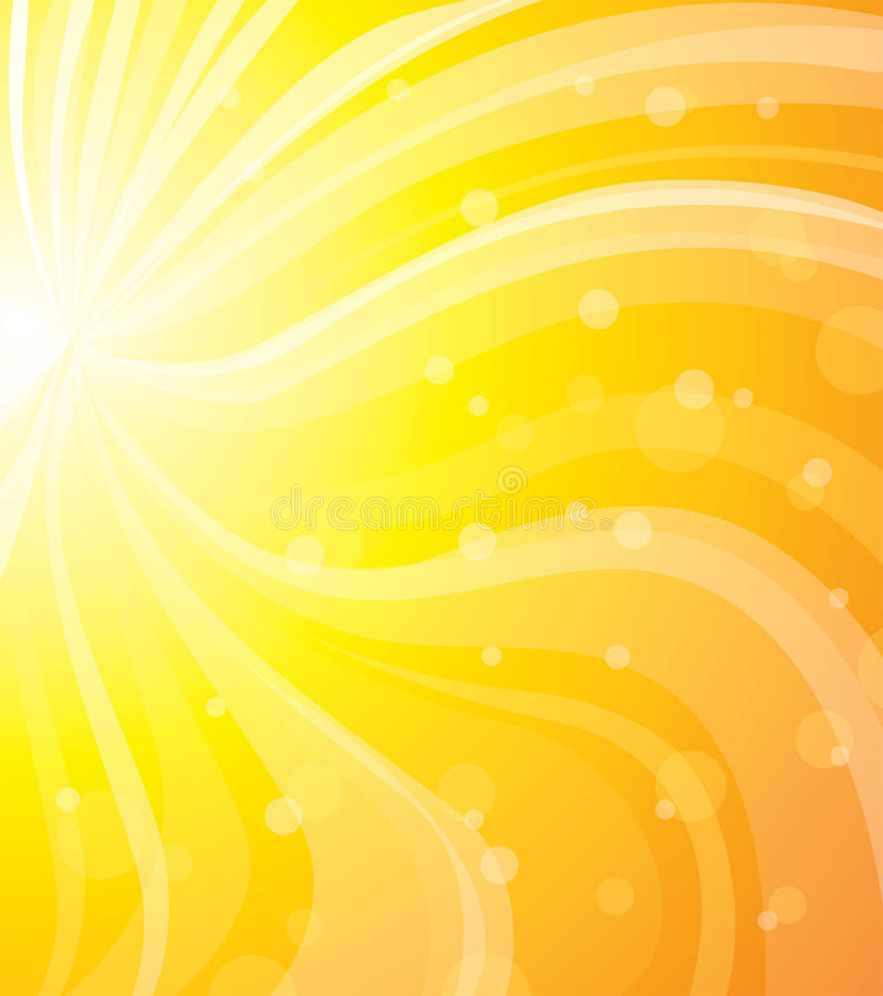солнце лета иллюстрация вектора