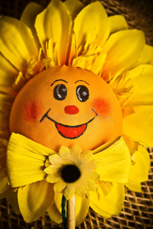 солнце осени счастливое стоковое фото