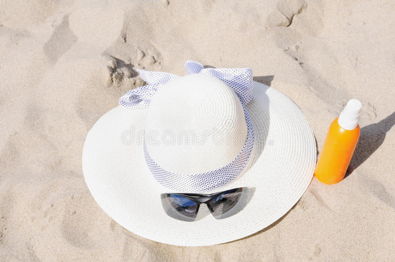 солнце предохранения стоковое фото rf