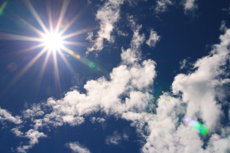 солнце taiwan ali mt стоковая фотография rf
