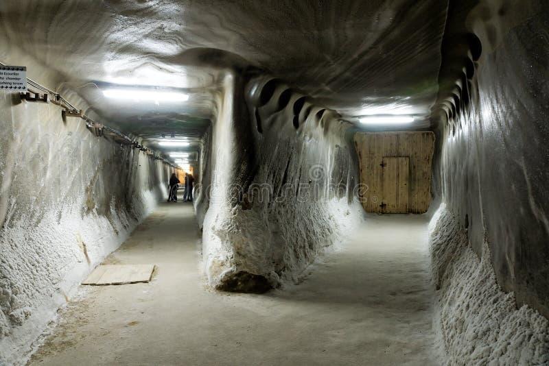 соль шахты стоковое изображение