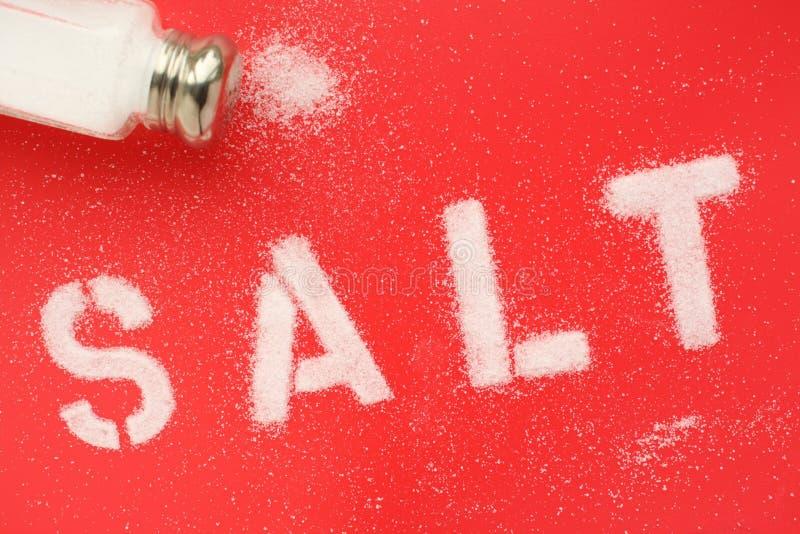соль стоковое изображение rf