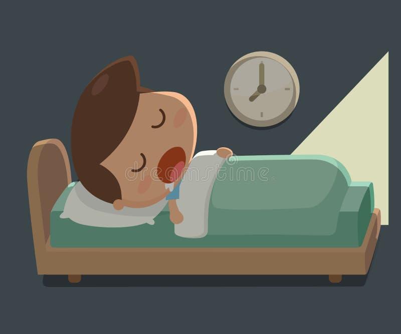 Картинка мальчик думает перед сном