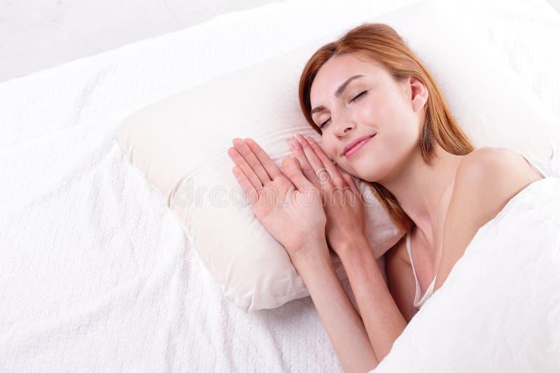 Сон хороших и здоровья стоковое изображение