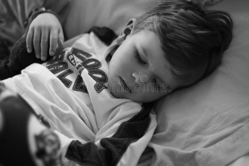 сон стоковая фотография rf