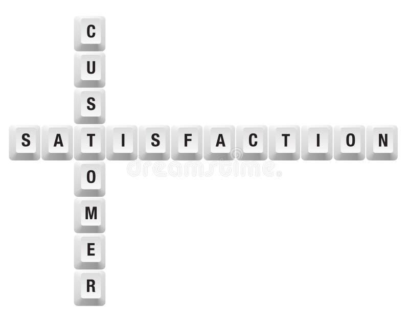 соответствие клиента ключевое иллюстрация штока