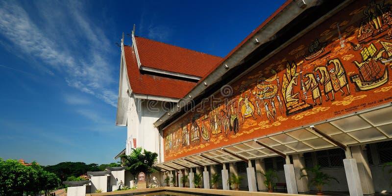 соотечественник музея Куала Лумпур Малайзии стоковое фото