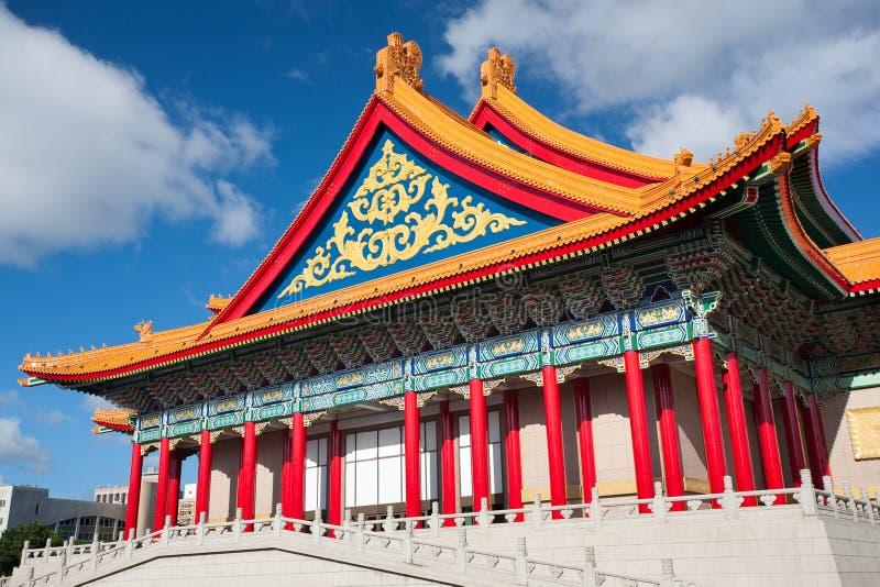 соотечественник taiwan нот залы стоковые фотографии rf