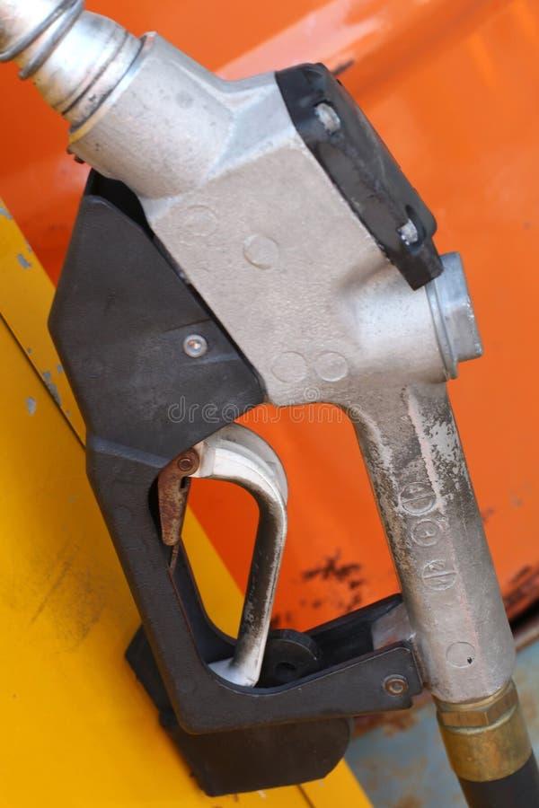 Сопло газового насоса стоковое изображение rf