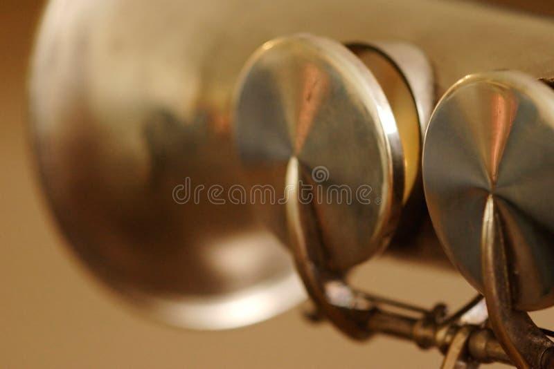 сопрано саксофона колокола Стоковое Изображение