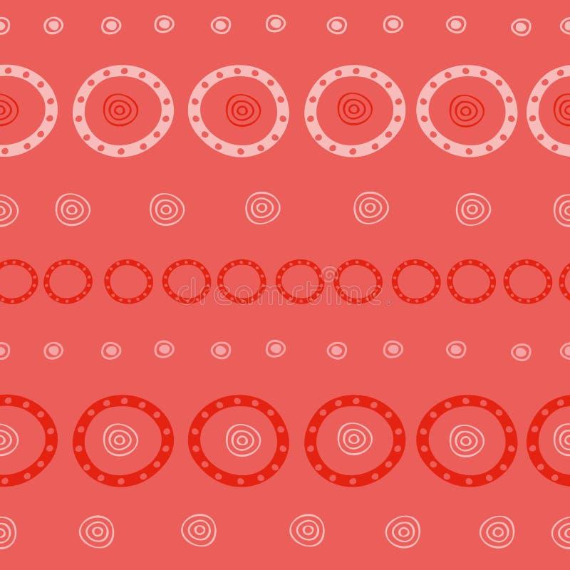 Соплеменная безшовная картина иллюстрация вектора