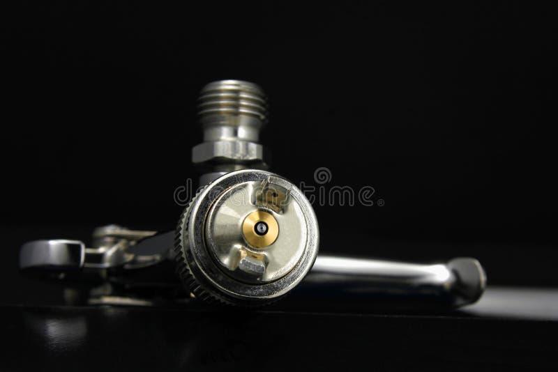 Сопло оружия брызга стоковая фотография