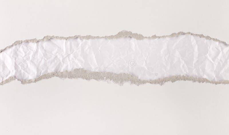 сорванная бумага предпосылки стоковые изображения rf