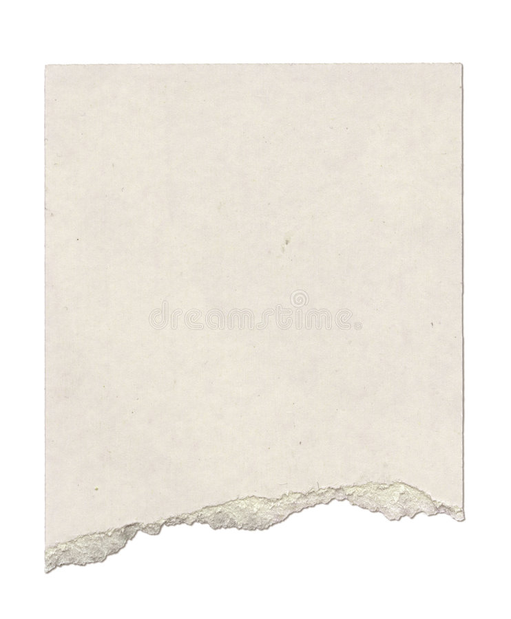сорванный картон стоковое фото