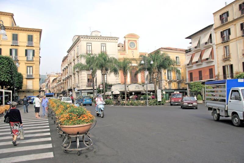 Сорренто Италия стоковое изображение
