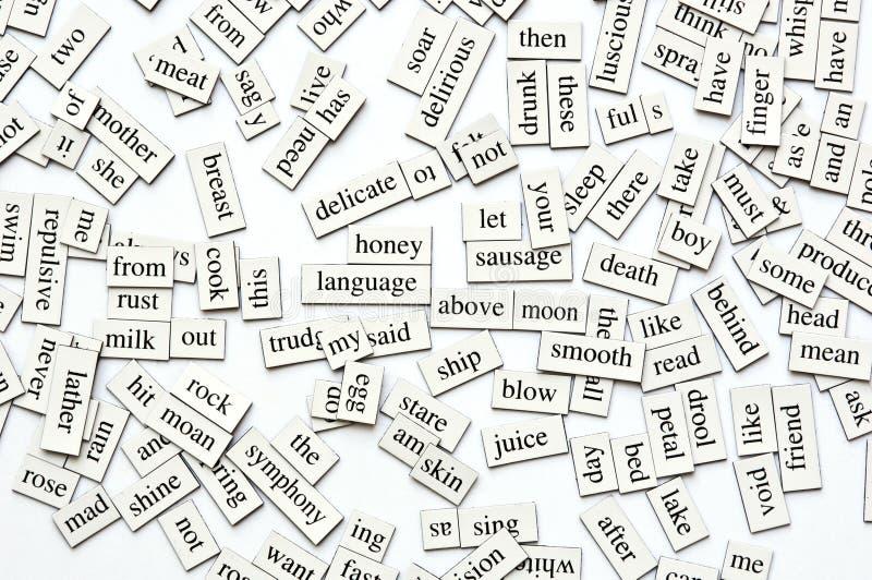сортированные магнитные слова