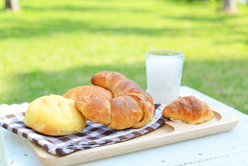 Сортированные хлебы стоковая фотография rf