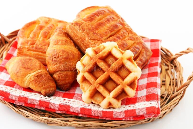 сортированные хлебы стоковые изображения