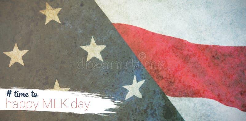 Составное изображение # время к счастливому дню mlk иллюстрация штока