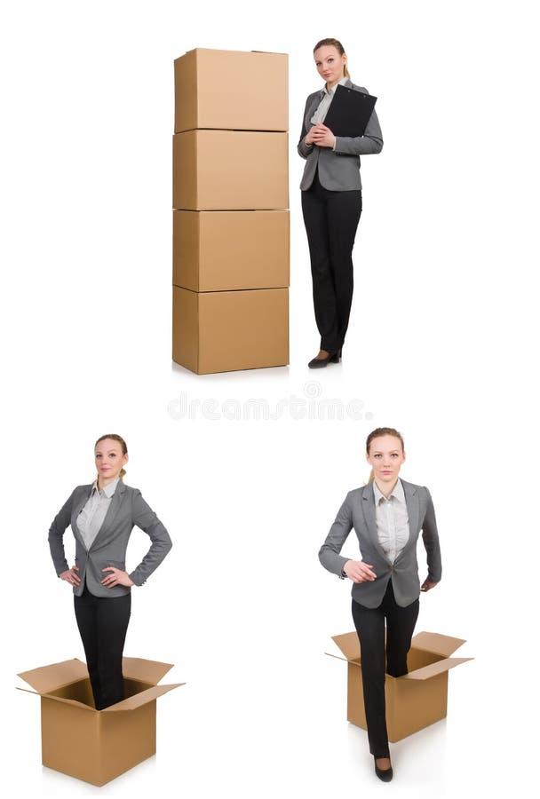 Составное изображение женщины стоковые изображения rf