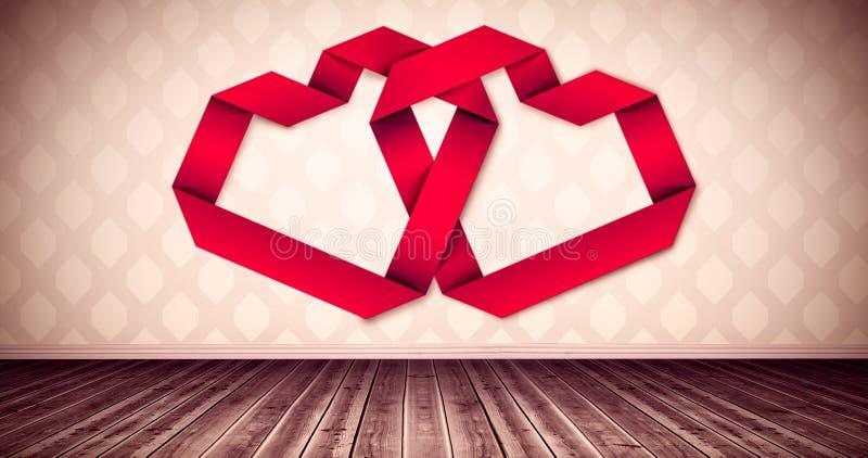 Составное изображение соединять сердца бесплатная иллюстрация