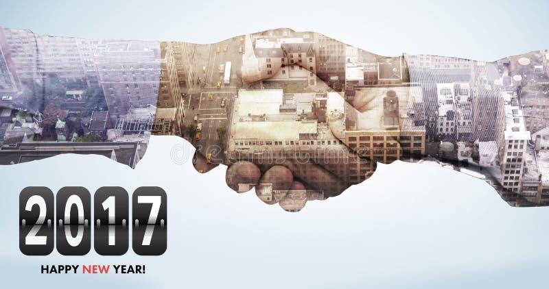 Составное изображение составного изображения номеров иллюстрация штока