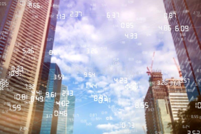 Составное изображение экрана с временами иллюстрация вектора