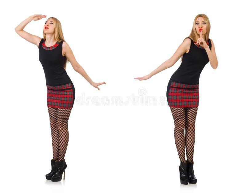 Составное фото женщины стоковое изображение rf