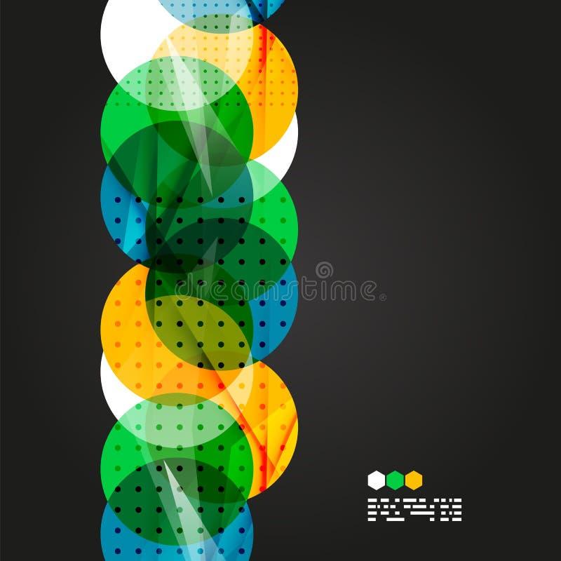 Download Составы вектора светлые геометрические Иллюстрация вектора - иллюстрации насчитывающей знамена, цифрово: 41659401