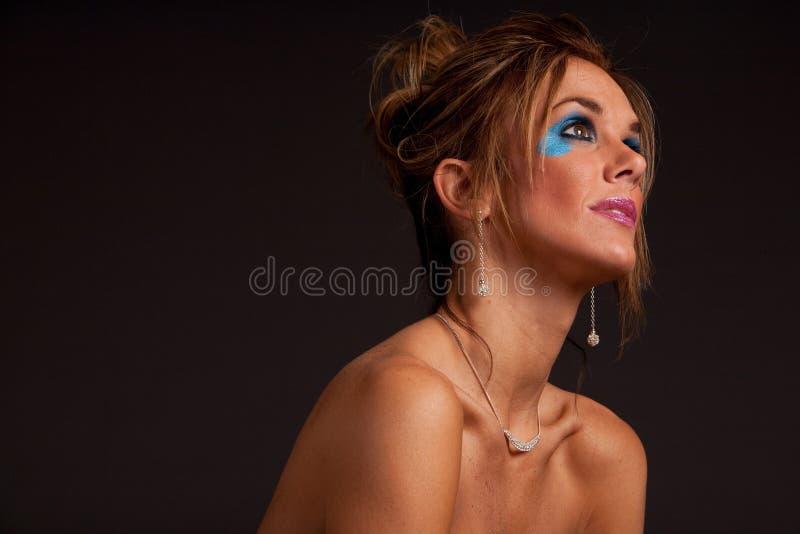 состав волос стоковые фото