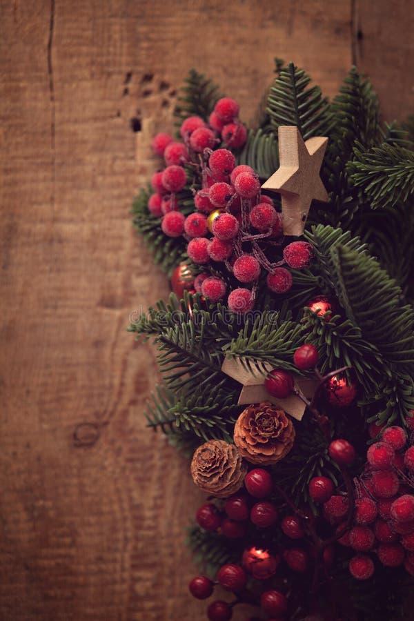 Состав рождества и Нового Года стоковое изображение
