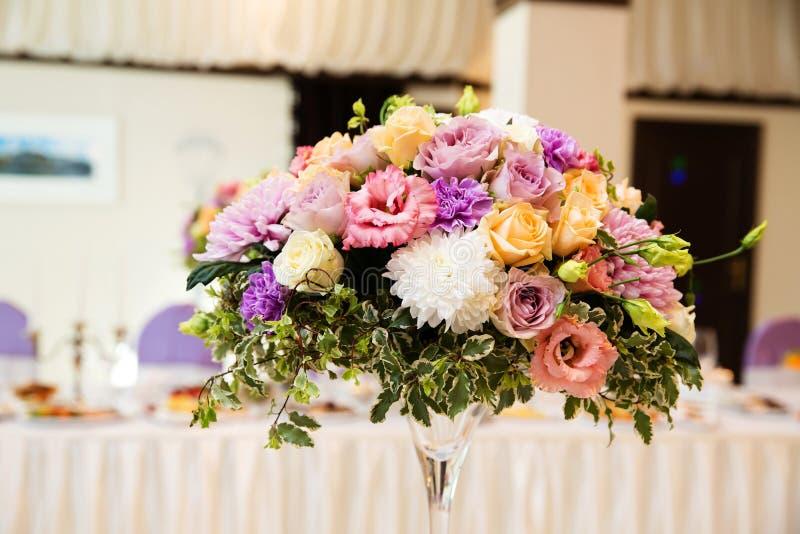 Состав цветка свадьбы стоковые фотографии rf