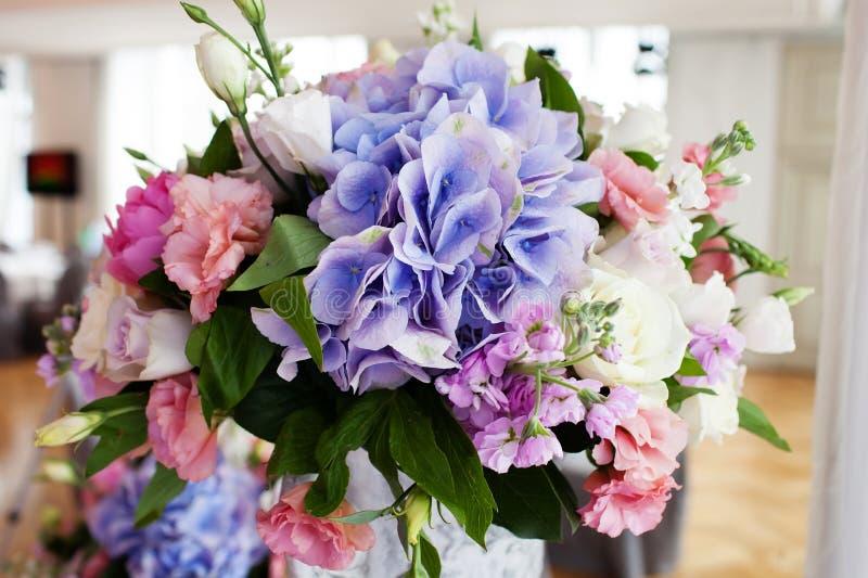 Состав цветка свадьбы стоковые фото