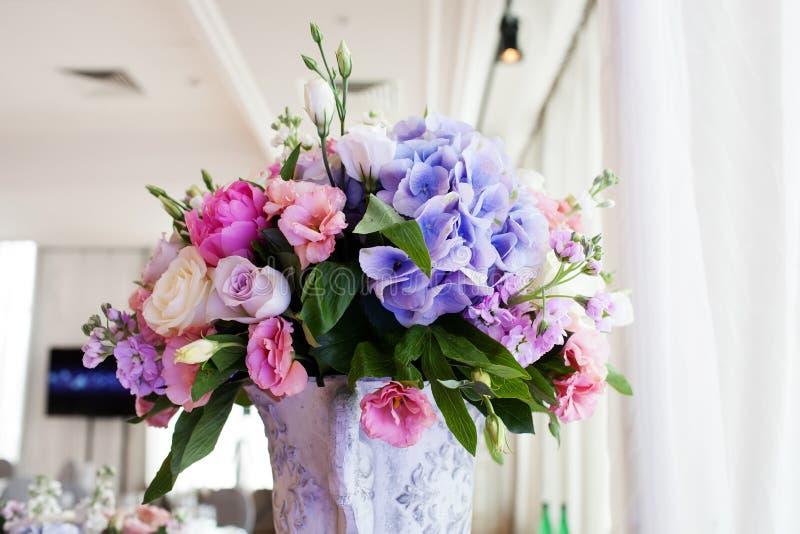 Состав цветка свадьбы стоковое фото rf