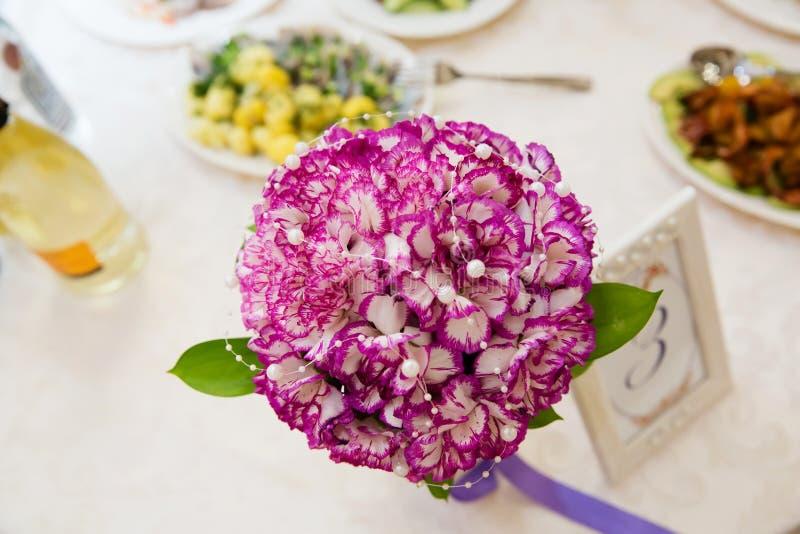 Состав цветка свадьбы стоковое изображение rf