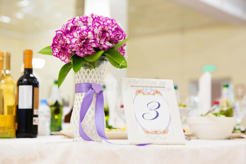 Состав цветка свадьбы стоковая фотография rf