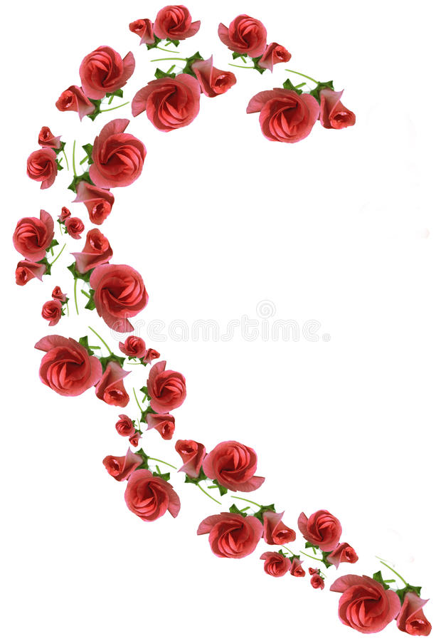 состоит пинк картины цветков элемента стоковые фото