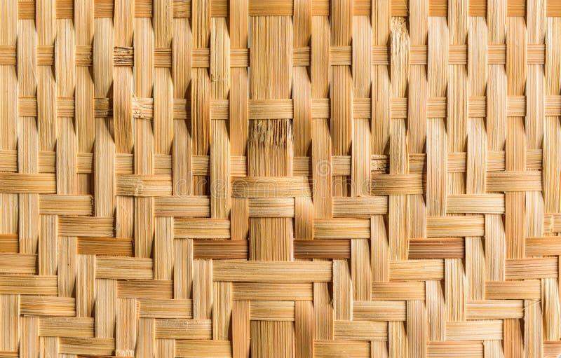 Соткать бамбука стоковые фото