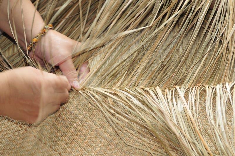 Соткать сена стоковые изображения rf